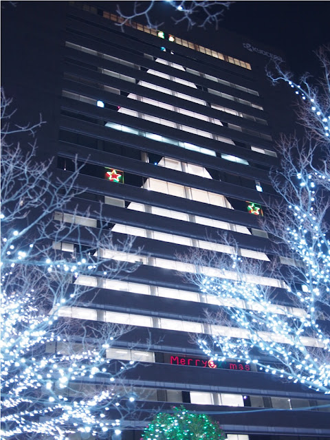 Kyocera Headquarters Illumination & Concert 2015.