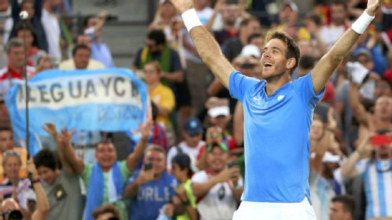 Juan Martin del Potro_US Open_Tennis_2016