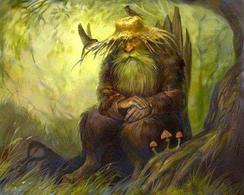 El Espejo Gótico: Gnomos: origen; mitos y leyendas