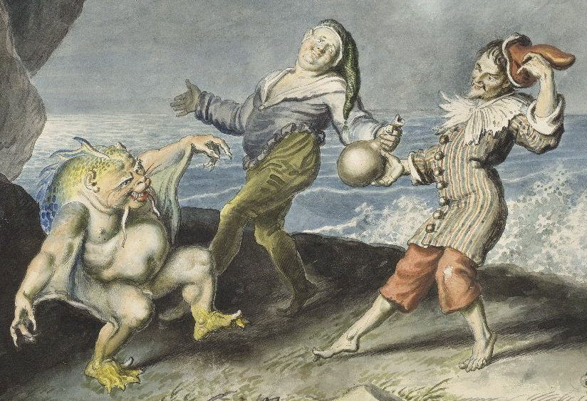 the tempest by william shakespeare caliban essay