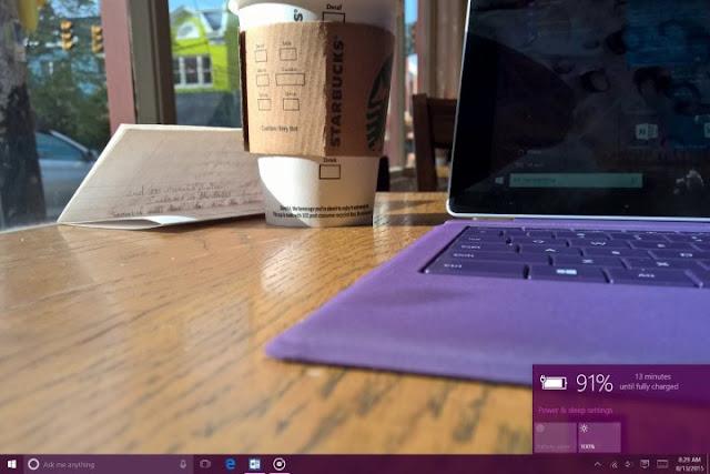 Windows 10 : Comment faire pour obtenir la vie meilleure batterie