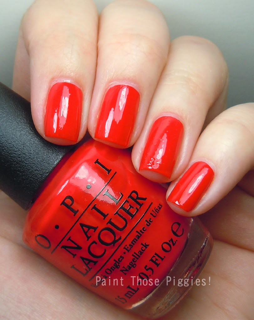 Opi Coca Cola Nail Polish Collection Partial: Paint Those Piggies!: OPI Coca Cola Collection (full