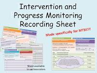 https://www.teacherspayteachers.com/Product/Intervention-and-Progress-Monitoring-Recording-Sheet-1102952