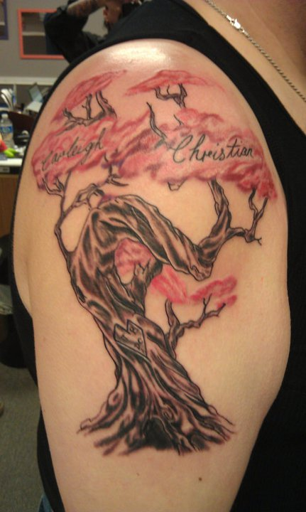 Tribal Tattoos Designs: Family Tree Tattoos Ideas