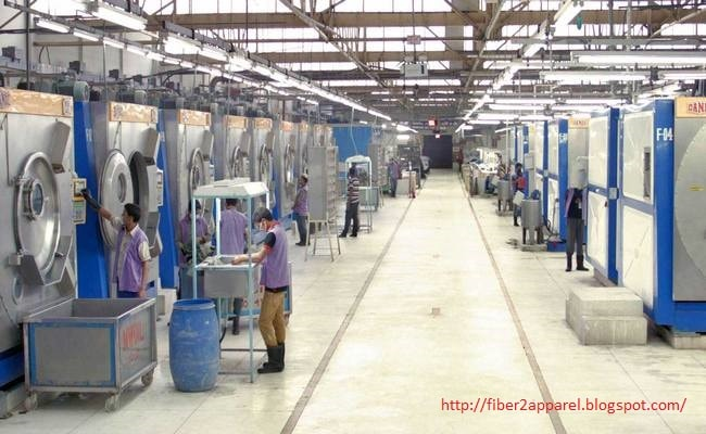 Washing factory list in Bangladesh