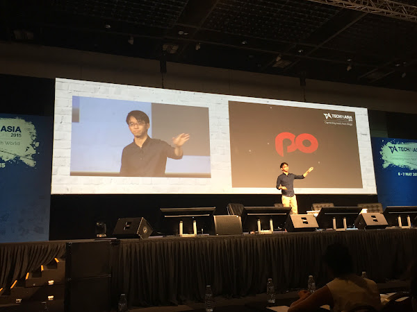 Nathan Ng, Head of Business Development (Singapore) at Tech in Asia,創業小聚拍攝