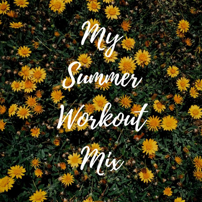 My Summer Workout Mix
