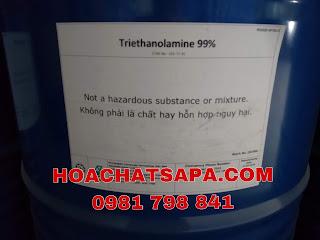 Ngọc Yến SAPA|DUNG MÔI TRIETHANOLAMINE 99% -TEA