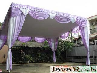 Sewa Tenda Plafon VIP - Penyewaan Tenda Plafon VIP Pameran