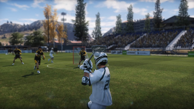 PlayStation 4 lacrosse game review