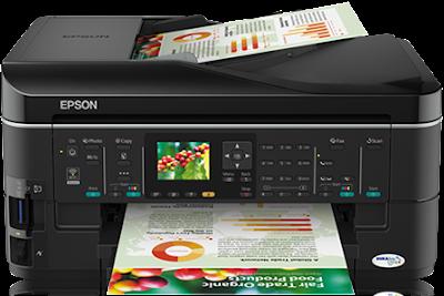 Herunterladen Epson Stylus Office BX625FWD Treiber