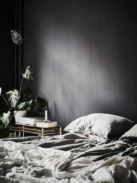 Elegant Black Walls 3