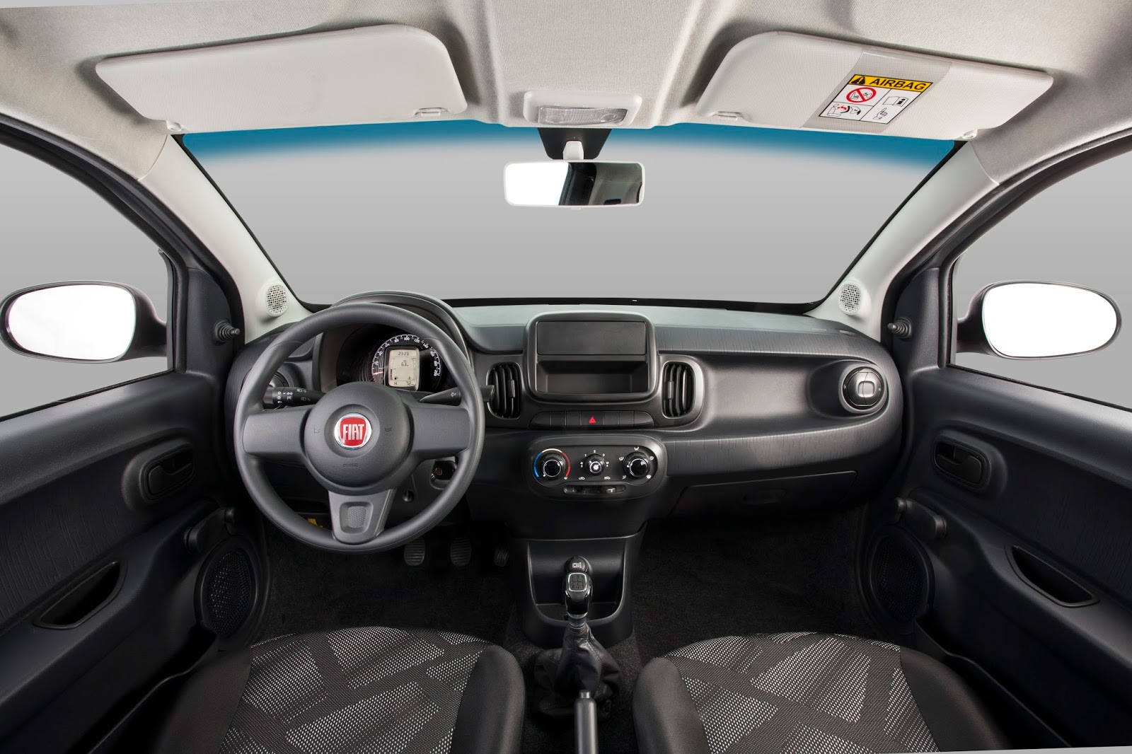 Blog Da Carboni O Novo Fiat Mobi Gsr Comfort Automatizado