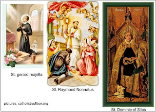 saints for infertility