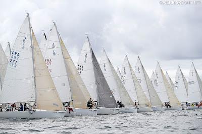 Championnat du Monde de J80 aux Sables d'Olonne en 2018