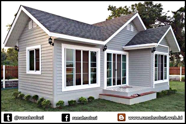 Model Rumah Minimalis Sederhana Inspirasi Untuk Keluarga Kecil
