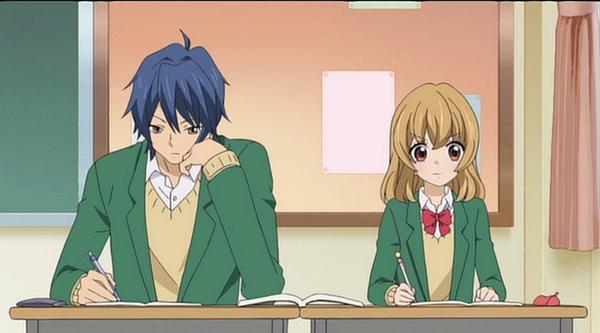Rekomendasi anime romance comedy kedua - Hiyokoi