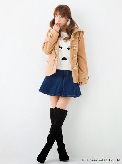Japan Fashion 日本ファッション: INGNI FashionWalker (イング ...