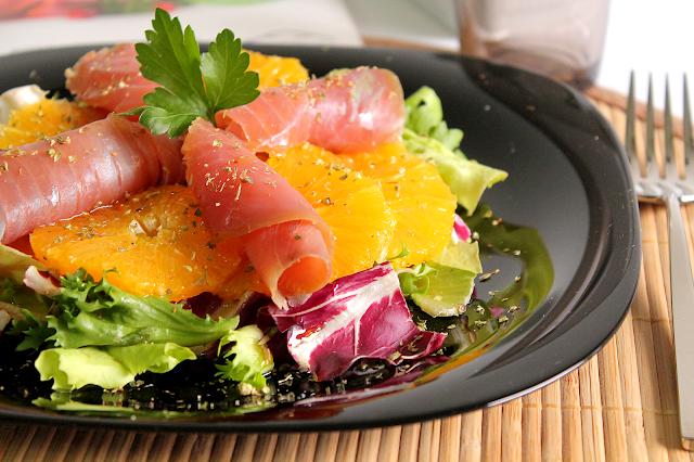 insalata di tonno dimagrante