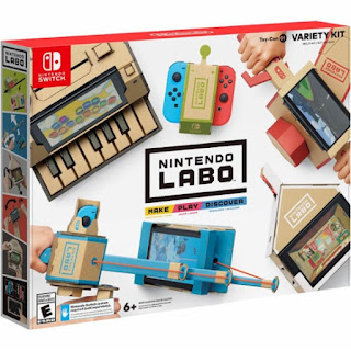 Nintendo Labo Toy-Con Kits Available for Pre-Order Now - Only At Best Buy Deals