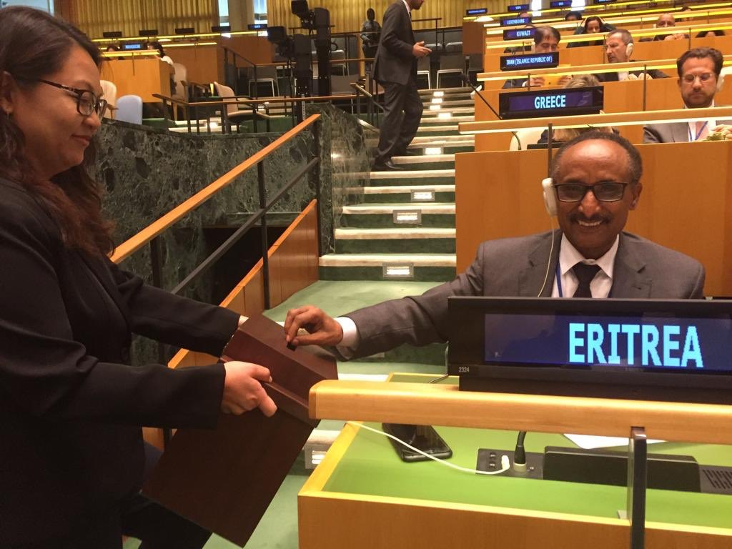 <Eritrea&rsquo;s Election to the United Nations Human Rights Council