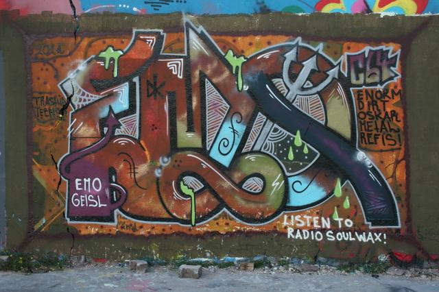 Graffiti Emo Emo Screamo