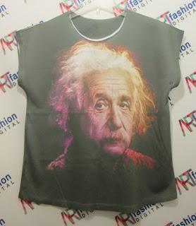Kaos Wolez Albert Einstein