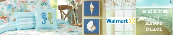Coastal Beach Decor Walmart