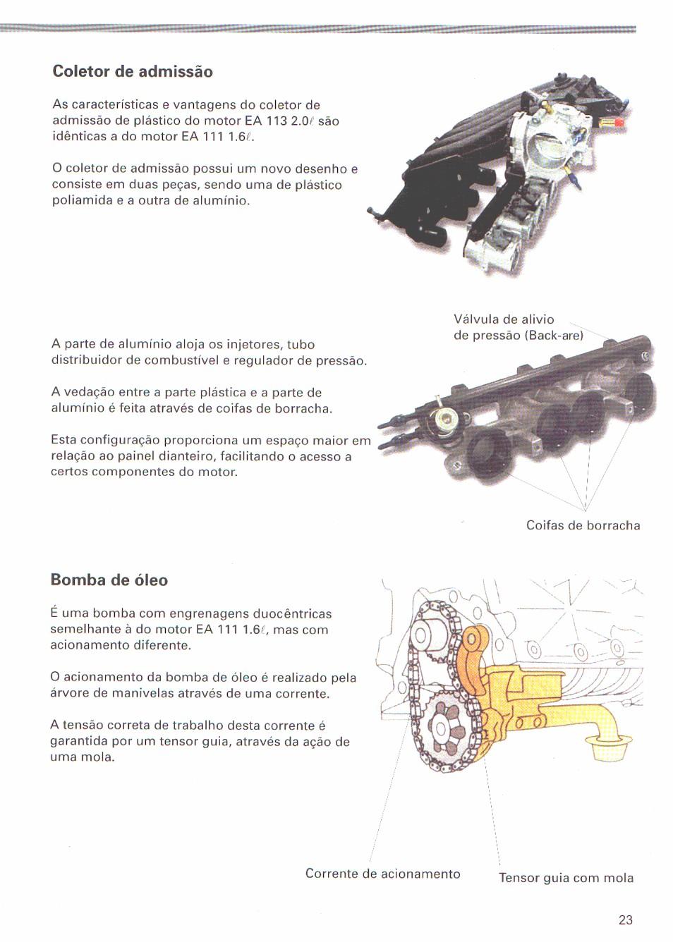 OFICINA VW : MANUAL MECANICO DE TREINAMENTO VW POLO 1.6L e