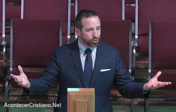 Pastor Josh Buic
