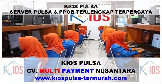 Kios Pulsa Server Pulsa dan PPOB Terlengkap dan Terpercaya