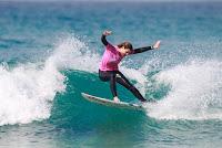 1 Ainara Aymat EUK chicas SEAT Pro Netanya foto WSL Laurent Masurel