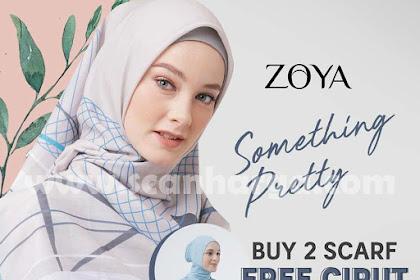 Katalog Harga Promo ZOYA Terbaru April 2019