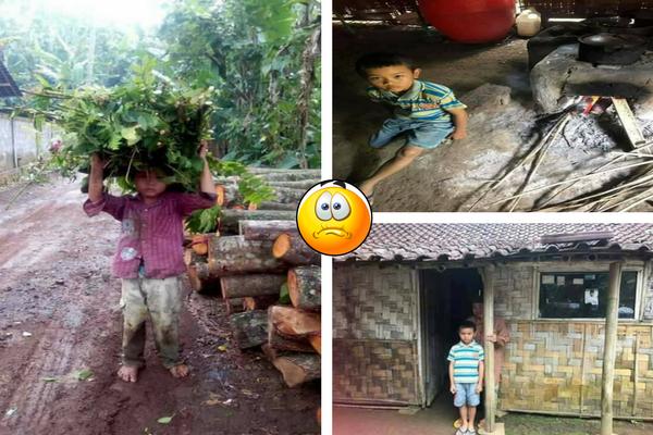 The Power Of Children, Bocah yang Masih Berusia 8 Tahun ini Sudah Jadi Tulang Punggung Keluarganya Salut
