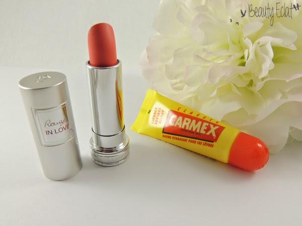 TAG lipstick rouges a levres