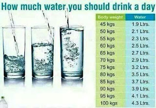 How Many Water Bottles Should U Drink A Day