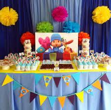 ideia festa Pocoyo