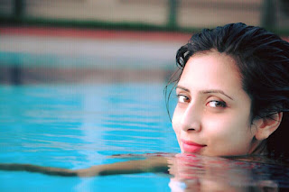 Bidya Sinha Saha Mim Hot And Sexy Swimming
