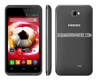 Firmware Evercoss A7A MT6572