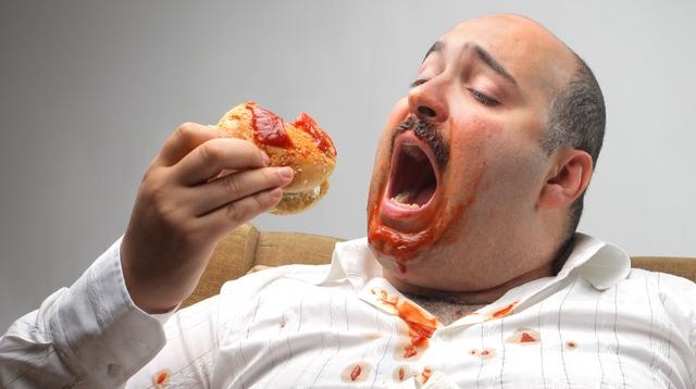 pola makan buruk