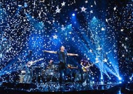 Rock Music Space  Il pop show perfetto  i Coldplay a San Siro 86269e116f7