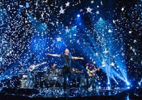 Rock Music Space  Il pop show perfetto  i Coldplay a San Siro fe291a2c103