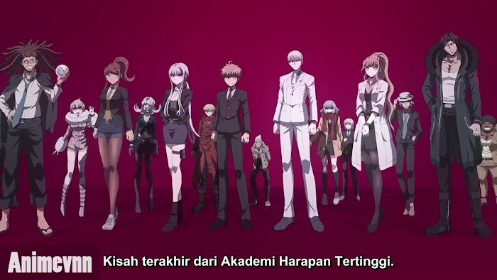 Ảnh trong phim Danganronpa 3: The End of Kibougamine Gakuen – Zetsubou-hen 1