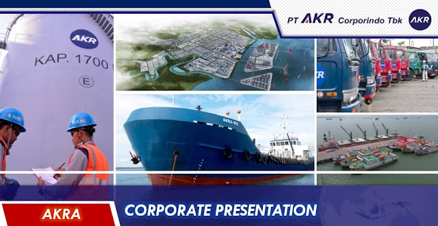 Lowongan Kerja PT. AKR Corpindo Tbk, Jobs: Tank Operator, Driver Management, Sales Executive, HR Officer, Officer Account, Etc.