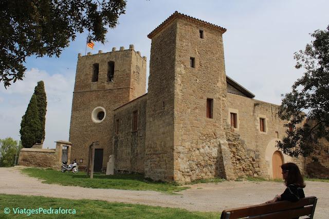 Beguedà, art romànic, ruta del romànic Catalunya