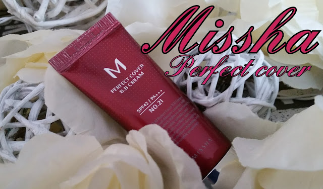 MISSHA M Perfect Cover BB Cream recenzja