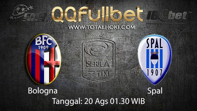Prediksi Bola Jitu Bologna vs Spal ( Italian Serie A )