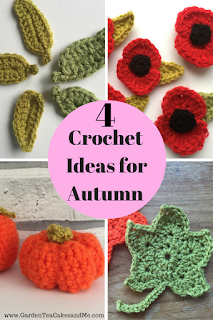 Crochet_Craft_Ideas_Patterns_Autumn_Fall_Leaves_Poppy_Pumpkin