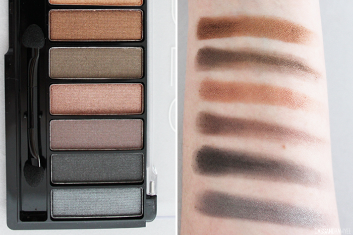 CHI CHI // Glamorous Eye Shadow Collection NUDES | Review + Swatches