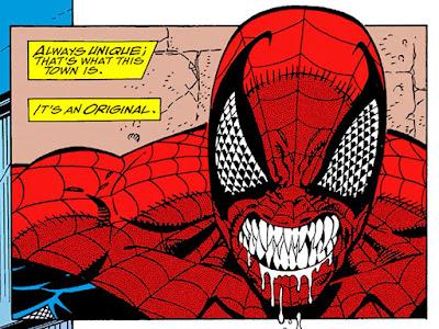 Spiderman Doble